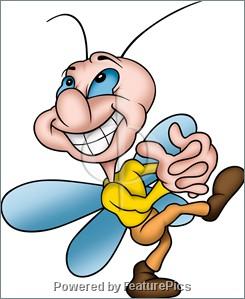 Веселі мухи атакують Білий Дім у США :)