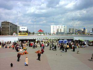 Оболонь у Києві це одне з найкращих місць для проживання - чудовий і гарний район