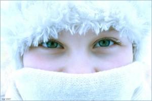 Не зважаючи на зиму, треба посміхатися і зігрівати людей своєю посмішкою :)