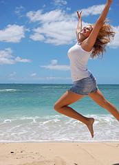Потрібно радіти літу настільки щиро, як тільки дозволяє Ваша молода душа і тіло