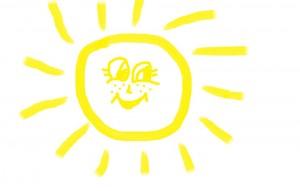 пусть всегда будет солнце небо  мама я