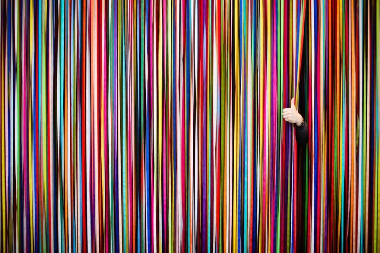 Життя як воно є - весело, кольорово і позитивно :)
