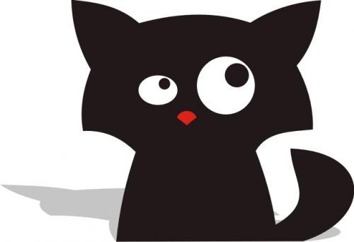 Жил да был черный кот за углом и кота ненавидел весь дом :)