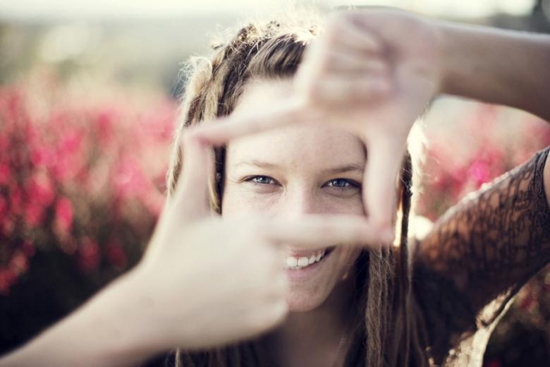 Головне для щастя - бути в рівновазі з навколишнім світом і собою. Главное - быть в душевном равновесии