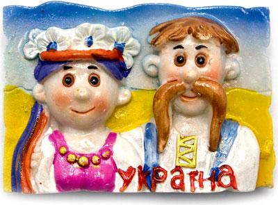 Україна радіє футбольному матчу Євро-2012