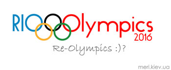 Olympic Games in Brazilian Rio should look like this :)