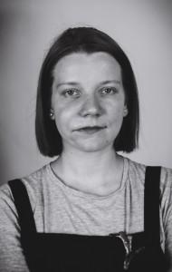 Юлія Попова. Фото зроблене Оленою Ангеловою