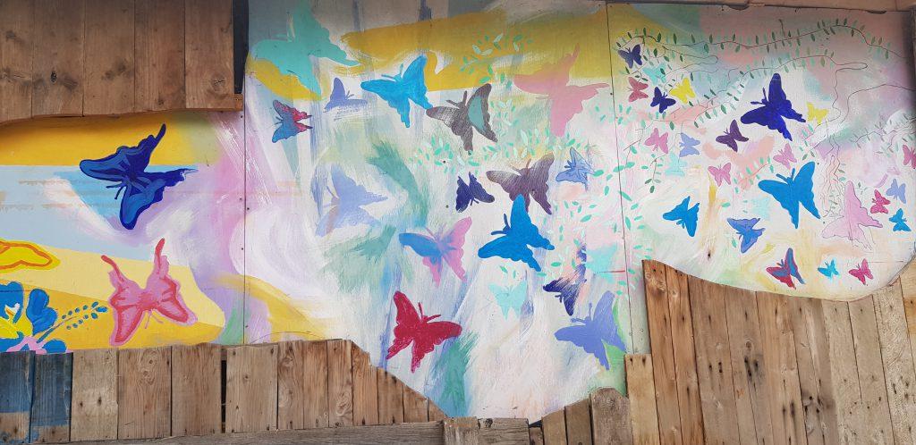 Щасливі метелики, вільнокрилі - Погляд Мері... вірші про життя і любов