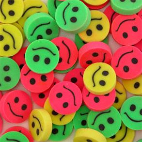 Посміхайтеся, життя прекрасне :). І від посмішки ще більше покращиться!
