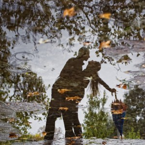 влюбленная пара, дождь и любовь, красивая пара под дождем, закохані дощ, love rain