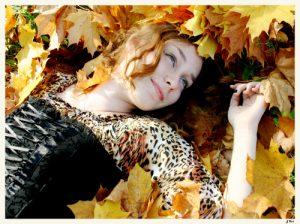 Я - осінь, така жовта, золота і багряна водночас - Погляд Мері. Вірші про осінь для дорослих