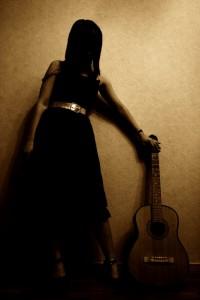 Гитара - это одна из моих лучших подруг, которая чувствует мое настроение и жизнь