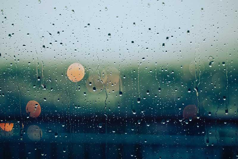 Йде дощ. Вірш, написаний першому осінньому дощу... Відчуваю, що їх буде багато. Photo: Gabriele Diwald