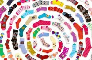Шкарпетки мають бути гарними і веселими. Щоразу дивлячись на них треба посміхатися