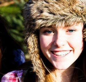Посміхатися потрібно і взимку, і влітку. Не зважаючи на пору року, настрій має бути хороший
