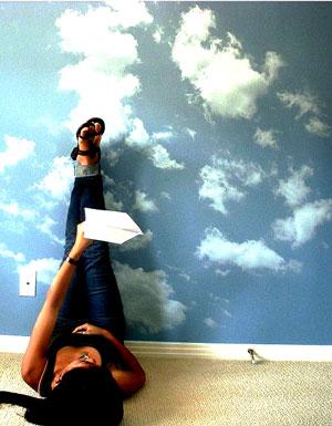 Я хочу, щоб у мене був літак. Маленький свій літачок, на якому я кружлятиму у блакитному небі