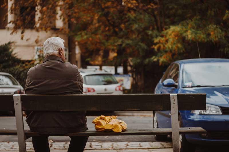 Цитата про старість. Автор - Микола Амосов
