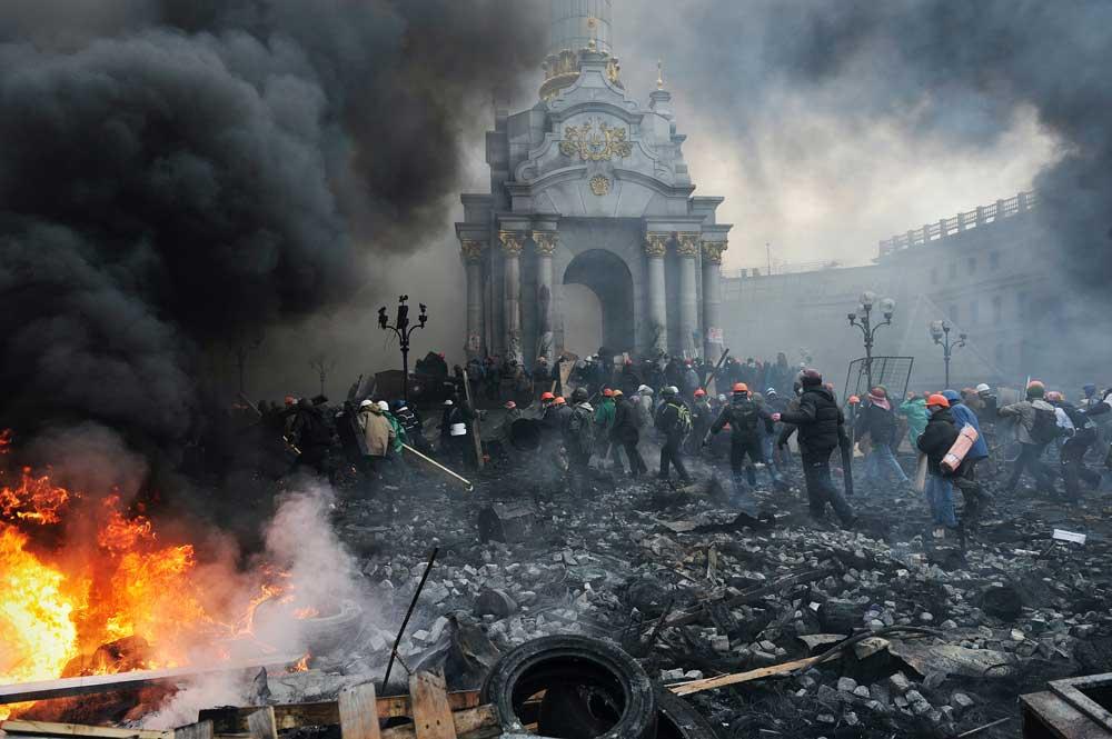Вірш про Майдан