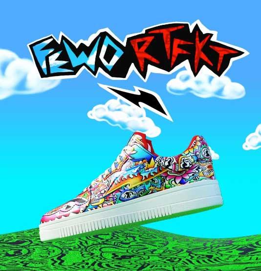 Повністю NFT та цифрові від підошви до шнурівок - кросівки Rtfkt від Nike. Такою є правда про НФТ і мистецтво.