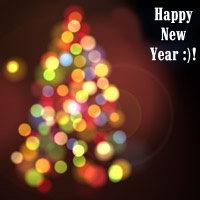 Happy New 2009 Year. Або з красивою ялинкою новий рік зустрічати веселіше!